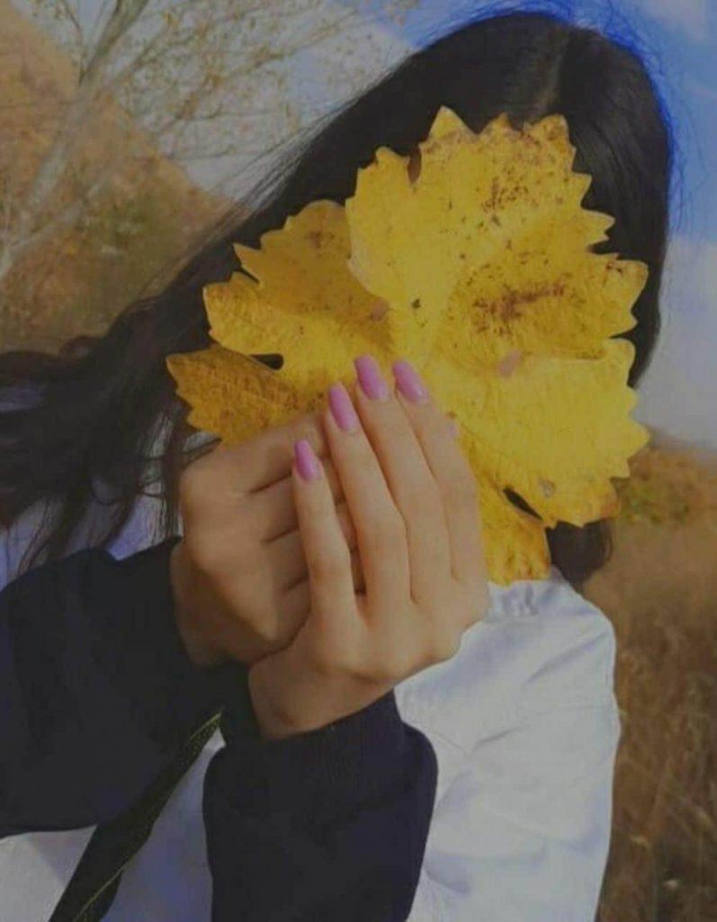 برگ پاییزی