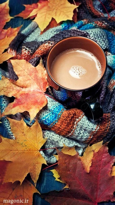 عکس زمینه پاییزی