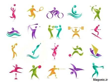 پوستر تبریک هفته ورزش و تربیت بدنی