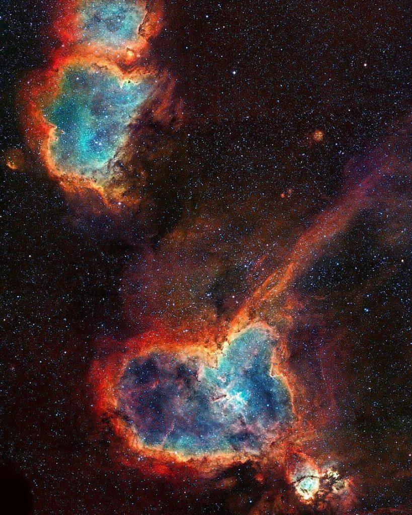 ستاره های قلب و روح