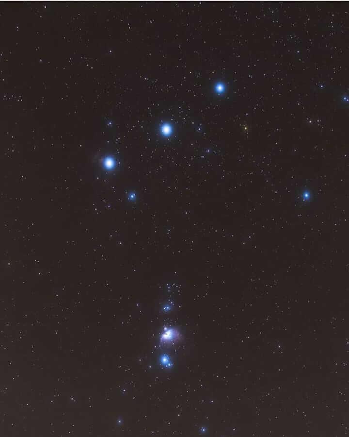 ستارگان در فضا