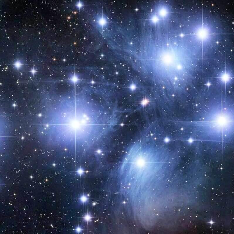 درخشان ترین ستاره های فضا