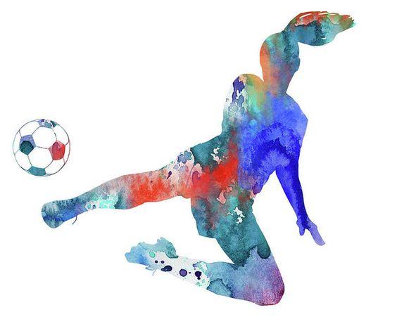 عکس پروفایل فوتبالی دخترانه