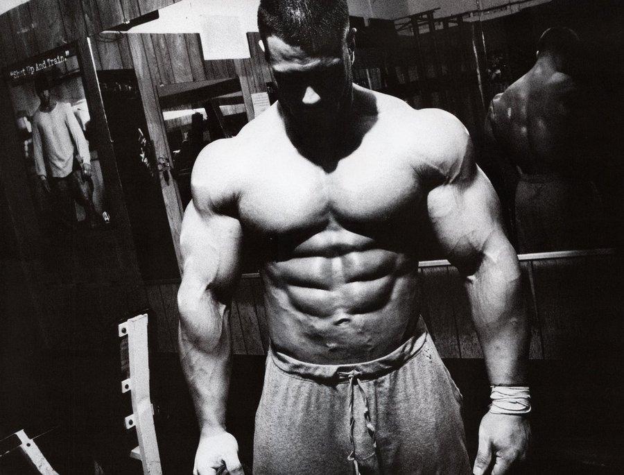 عکس پروفایل ورزشی بدنسازی-فیتنس