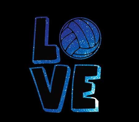 عکس پروفایل ورزشی دخترانه و پسرانه والیبال