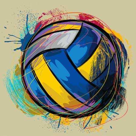 عکس پروفایل دخترونه و پسرونه والیبالی