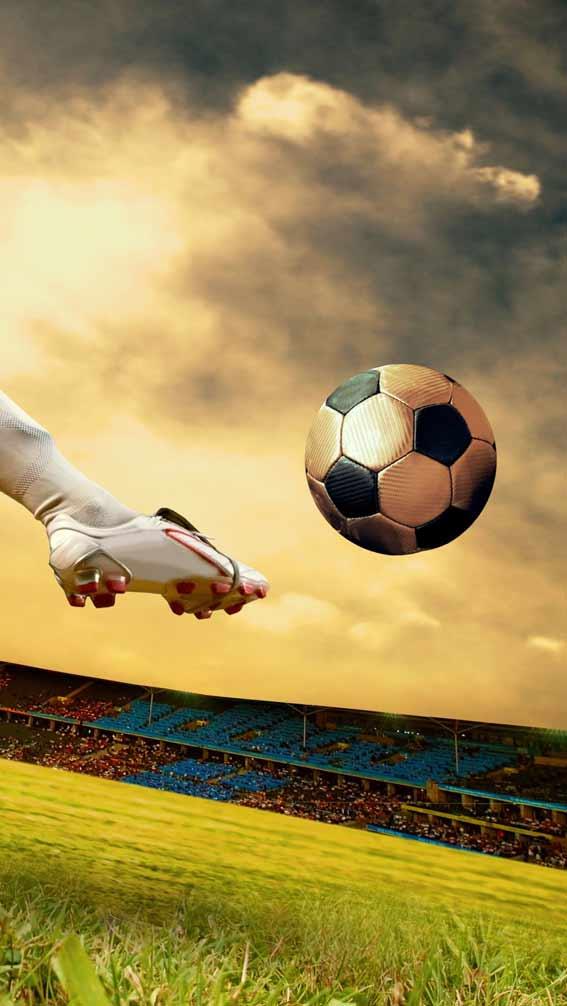 والپیپر فوتبالی زیبا و خفن جدید