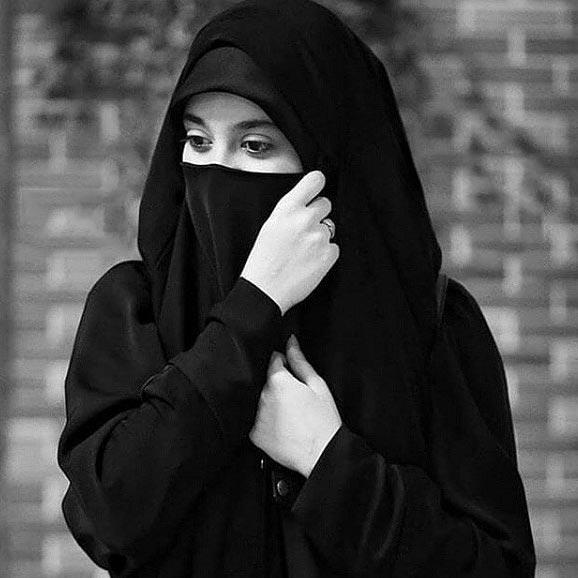 عکس پروفایل دخترونه چادری غمگین