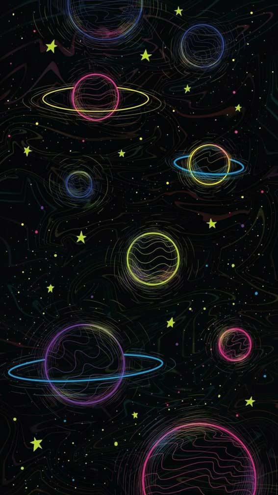 کهکشان و سیارات