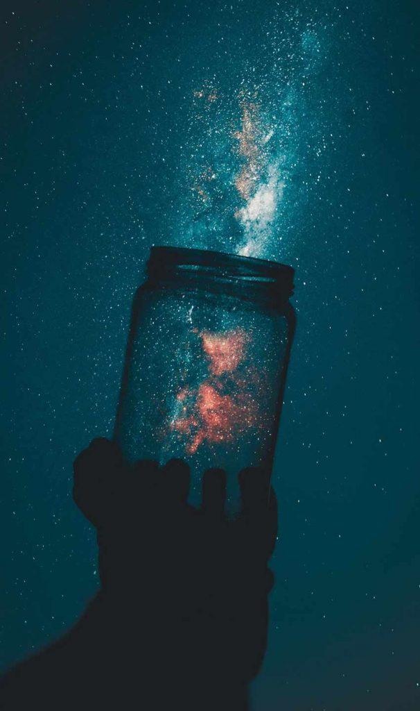 والپیپر و تصویر زمینه ستاره و آسمان
